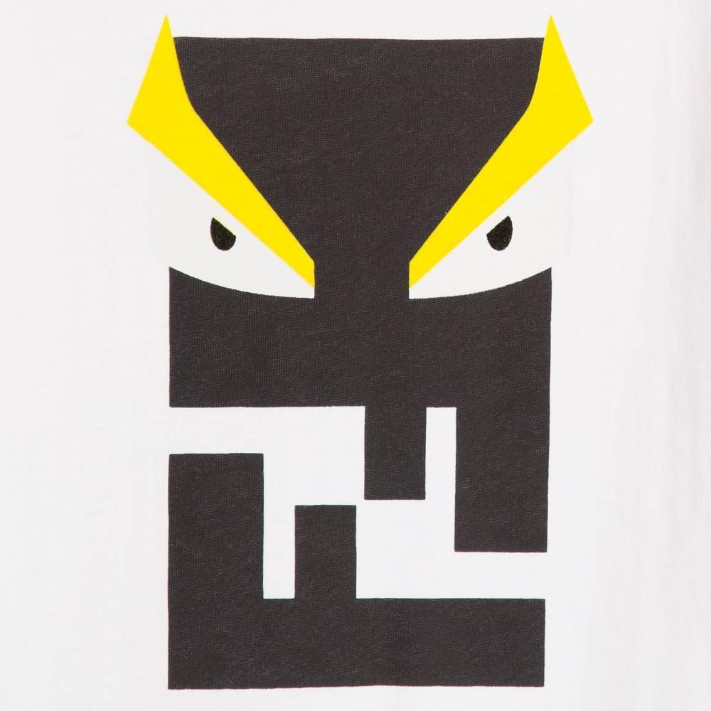 Fendi Fendi - T-Shirt L/S