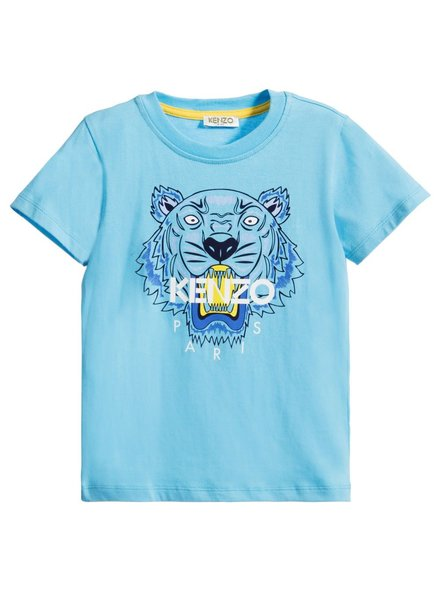 Kenzo Kenzo - T-Shirt S/S (Blue/Navy/Yellow/White)
