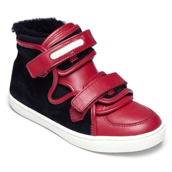 D&G D&G - HIghtop Sneakers