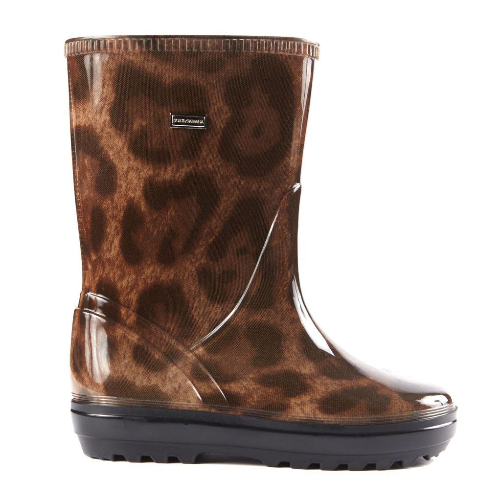 Dolce & Gabbana D&G - Rainboots