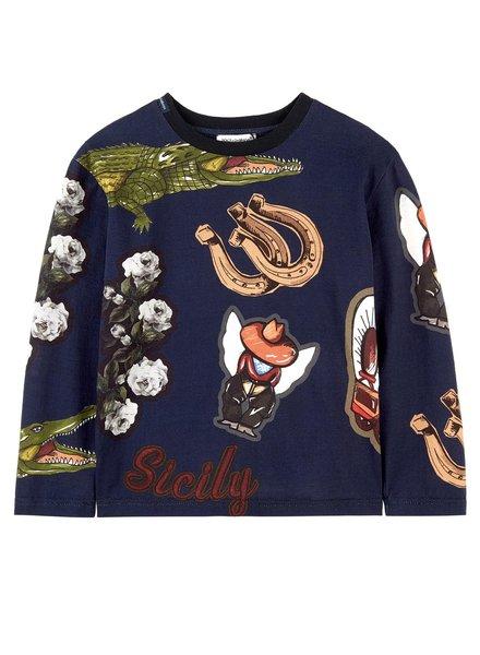 D&G D&G - T-Shirt L/S