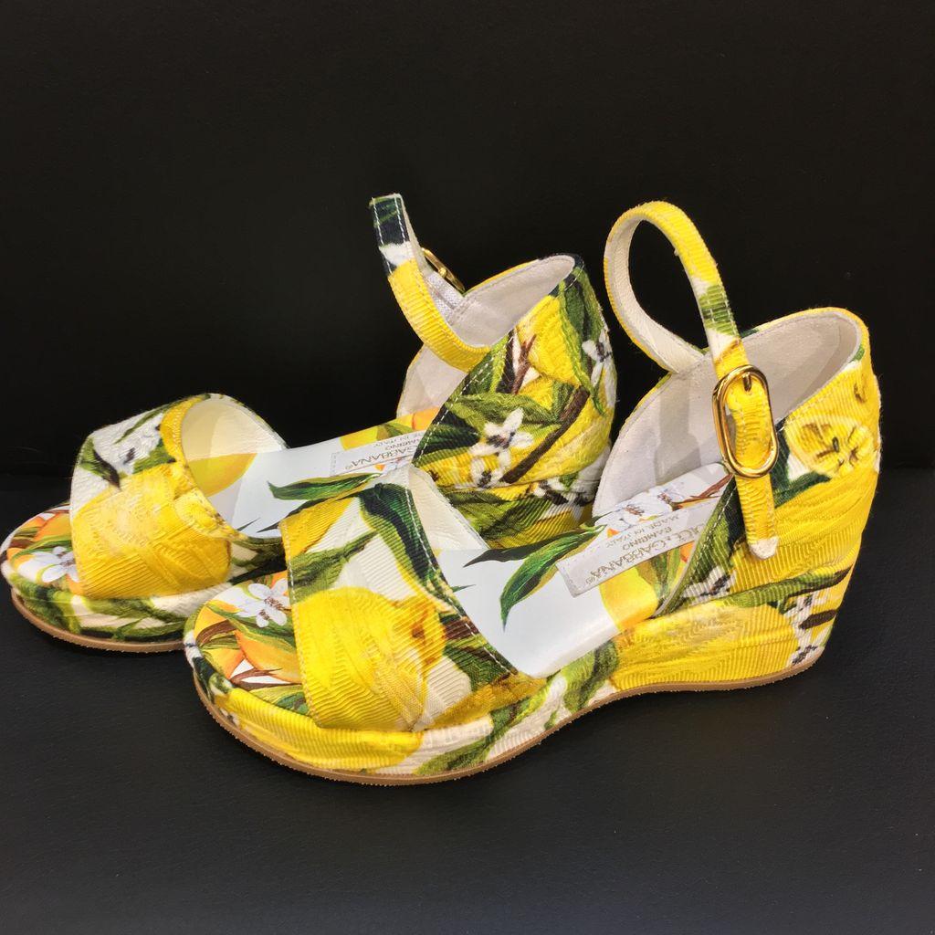 Dolce & Gabbana D&G - Sandals