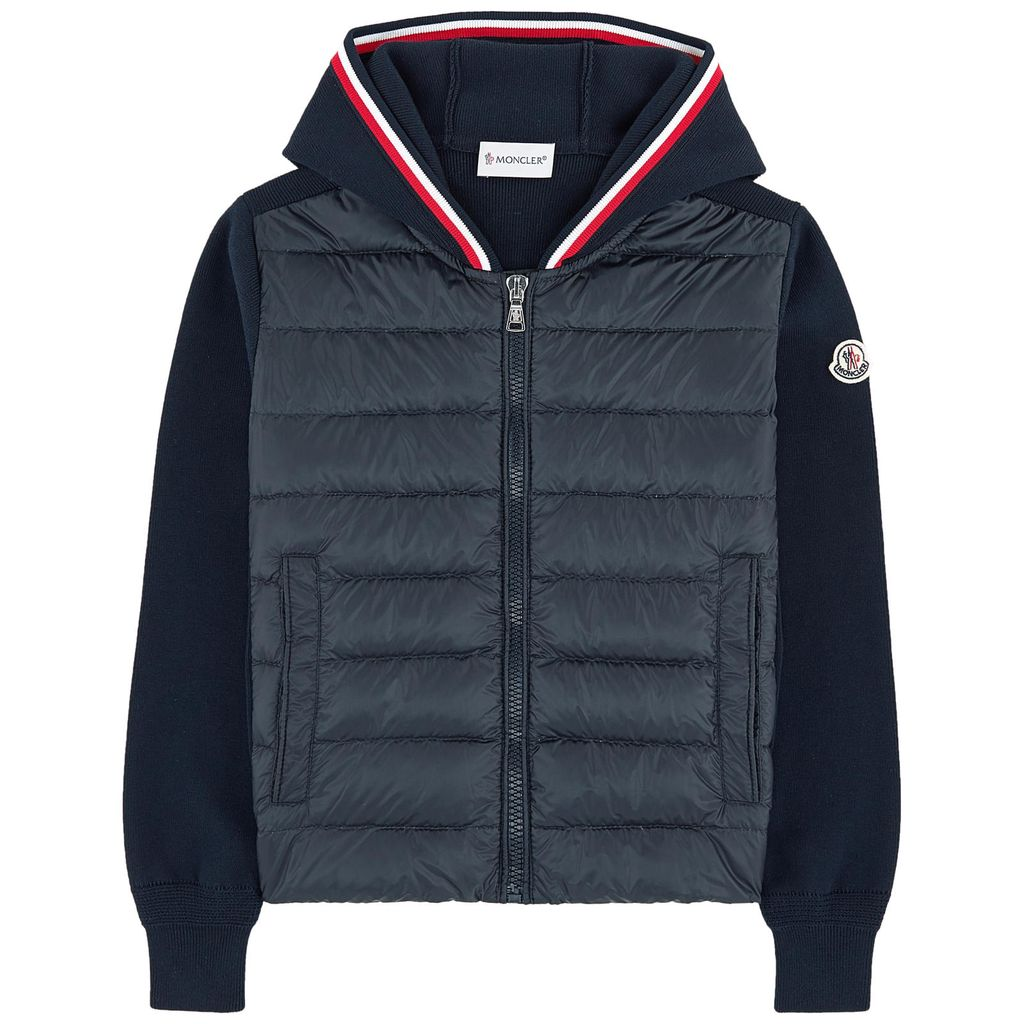 moncler sweater jacket