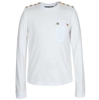 Balmain Balmain - T-Shirt L/S