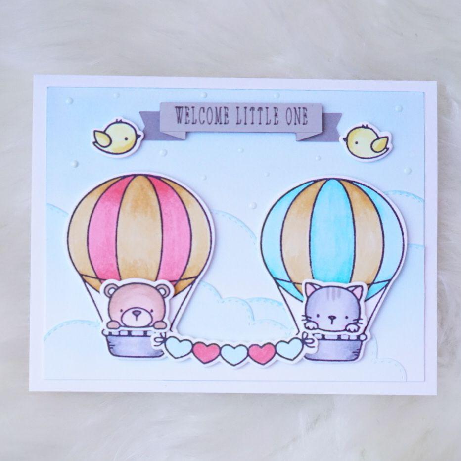Card Card - Welcome