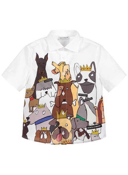 D&G D&G - Shirt S/S