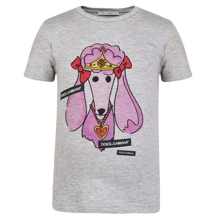 Dolce & Gabbana D&G - T-Shirt S/S
