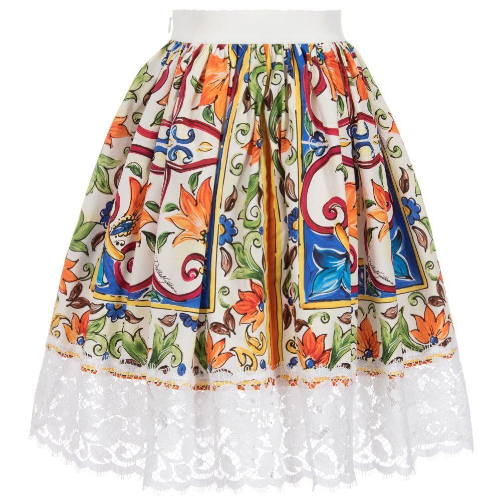 Dolce & Gabbana D&G - Skirt