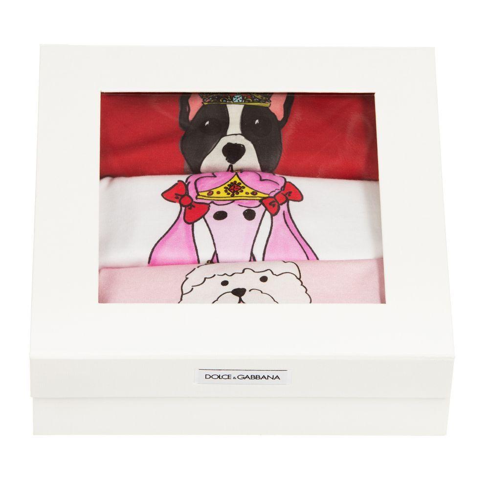Dolce & Gabbana D&G - 3pcs Giftset