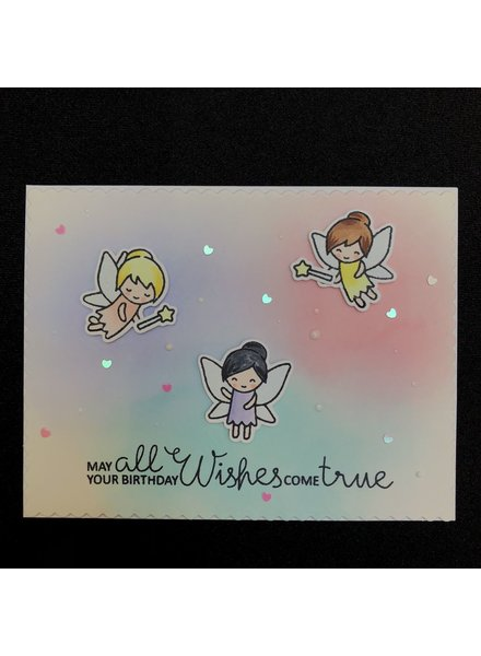 Card Card - Fairies