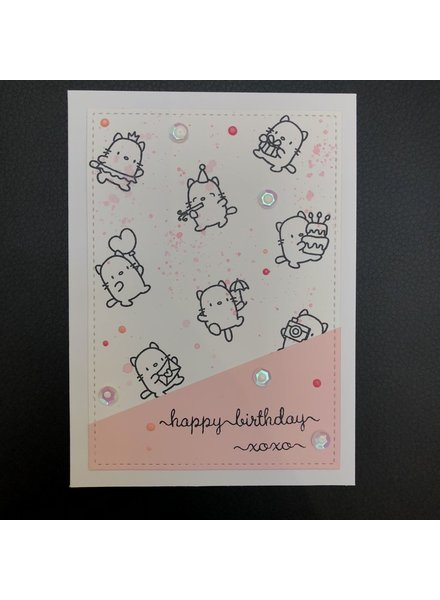Card Card - Birthday