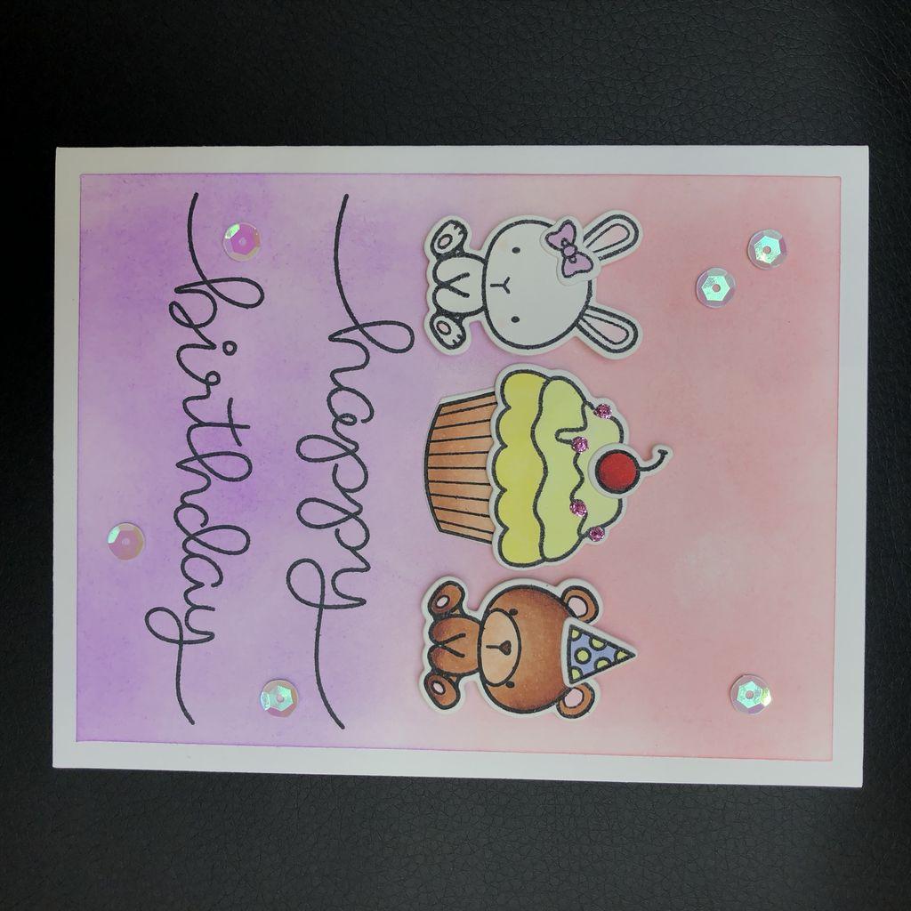 Card Card - Birthday