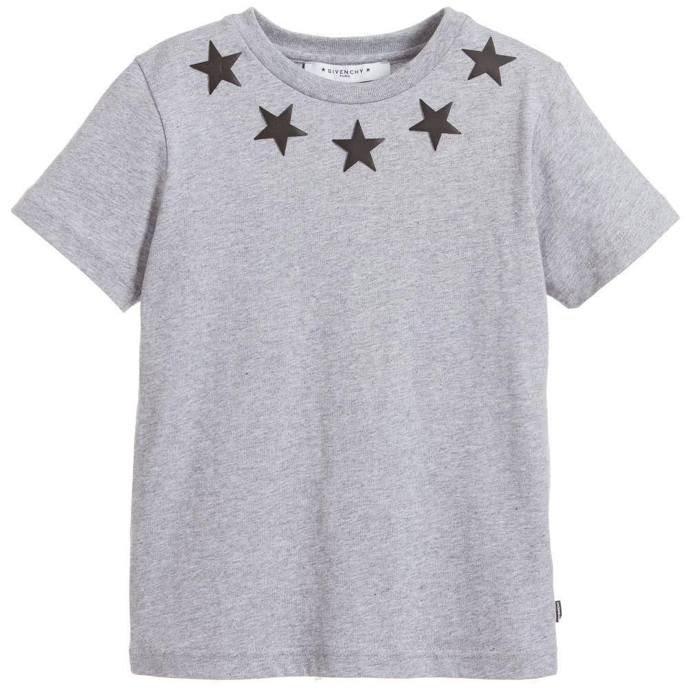 Givenchy Givenchy - T-Shirt S/S, Gry