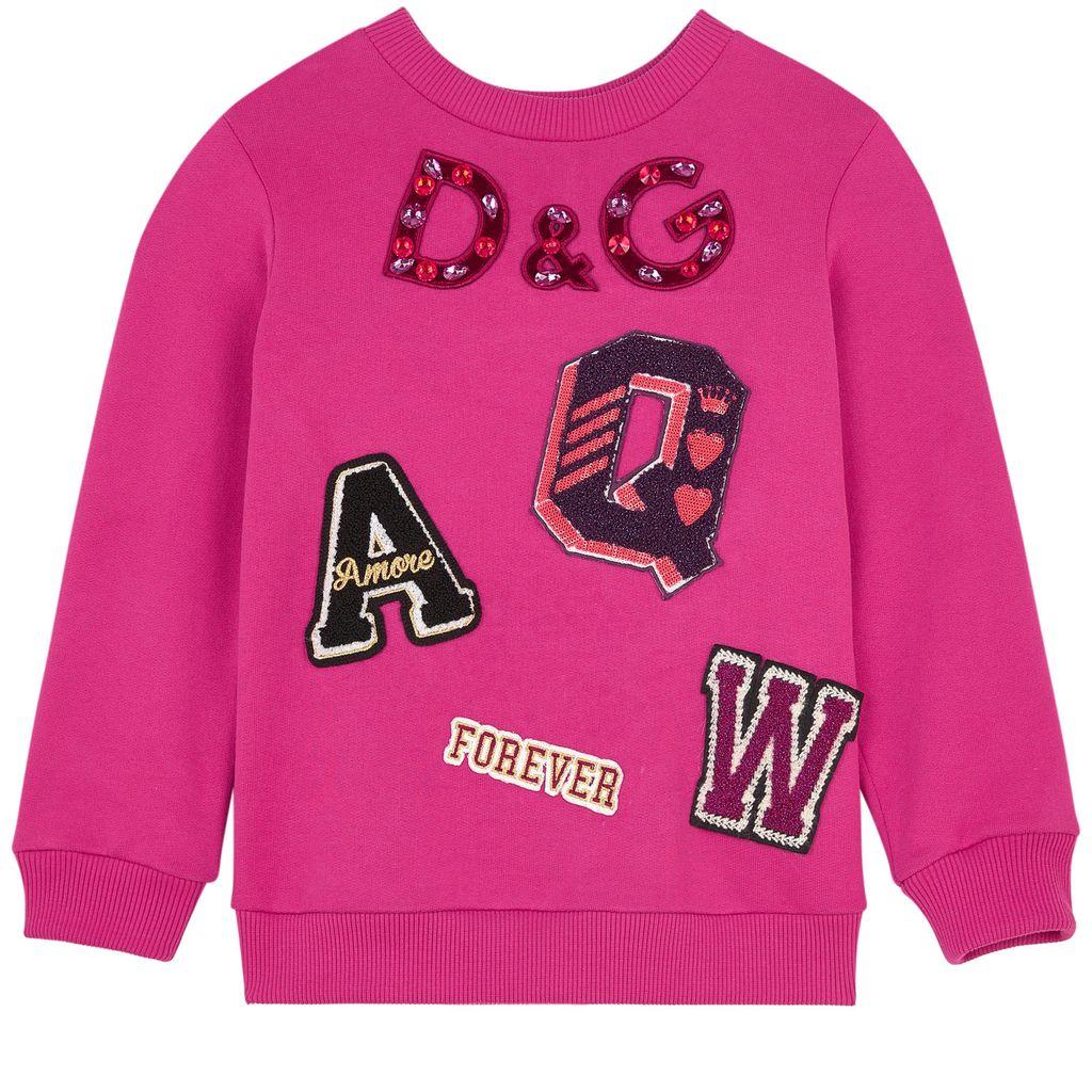 Dolce & Gabbana D&G - Sweater Dress