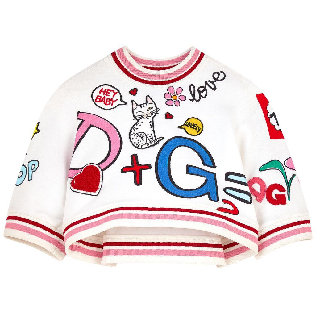 Dolce & Gabbana D&G - Sweater