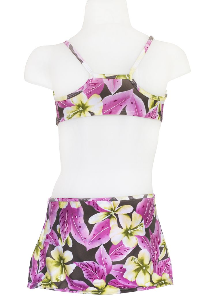 PUALANI KIDS SKIRT SET