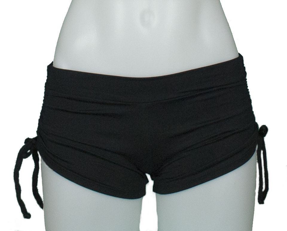 PUALANI COOL, SO SOFT DRAWSTRINGS ON THE SIDES SHORTS!