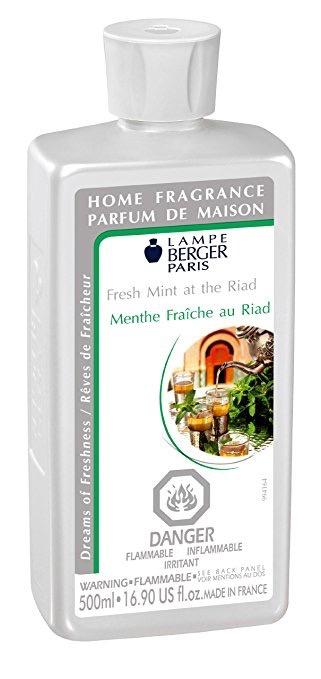 Lampe Berger Lampe Berger Fresh Mint at the Riad - 16 oz
