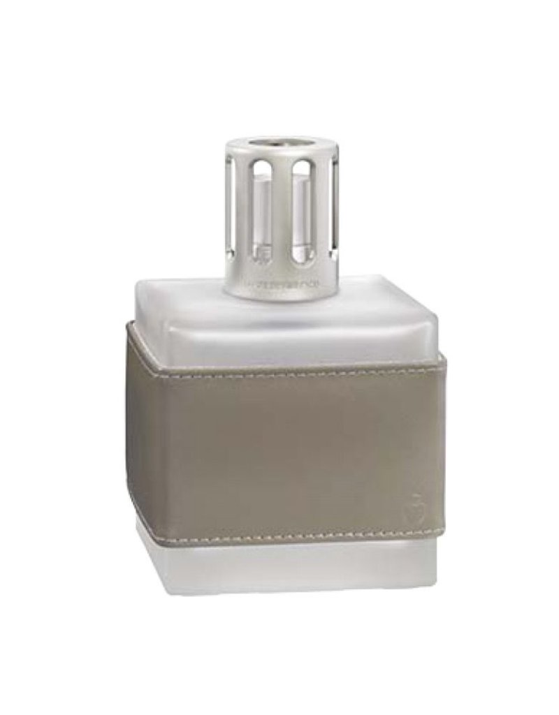 Lampe Berger Lampe Berger Leather Cube Grey
