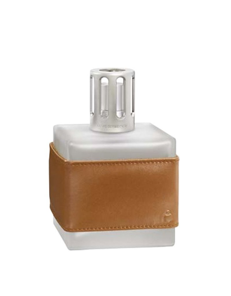 Lampe Berger Lampe Berger Leather Cube Havana