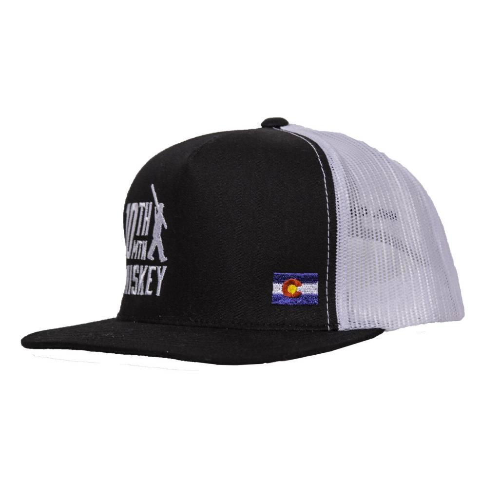 Hat - Colorado Flag (High Profile)