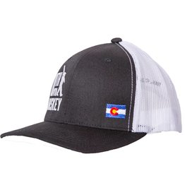 Hat - Colorado Flag (Low Profile)