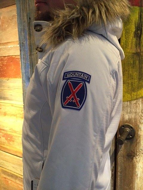 Phenix 10th Mountain Snow Jacket