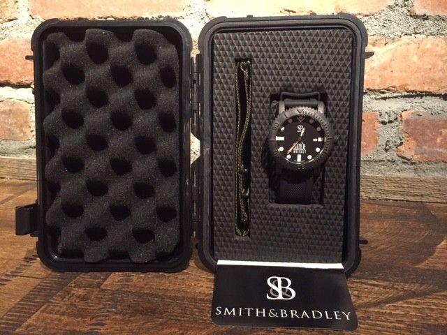 Smith&Bradley Custom Watch