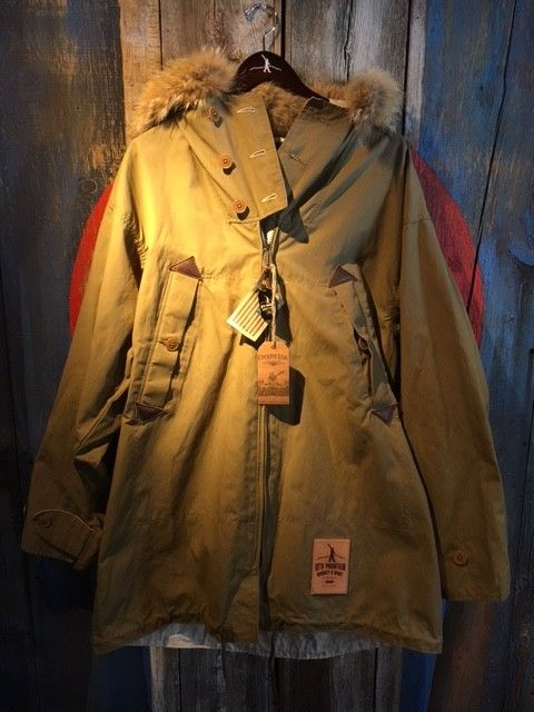 Cockpit USA Parka Med