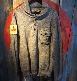 Cockpit USA Pullover Grey Medium