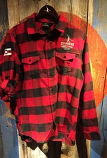 Flannel - Red Men's Small