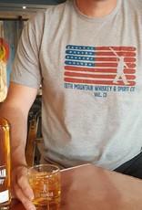 American Flag Tee LARGE