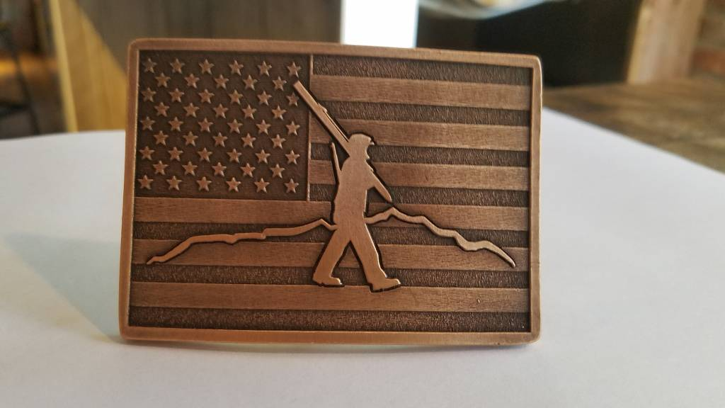 Hand Crafted Belt Buckle