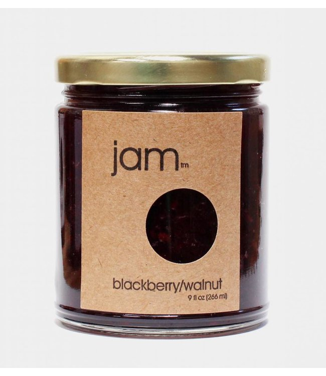 BLACKBERRY WALNUT JAM | WE LOVE JAM