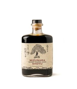 MIZUNARA WHISKEY BARREL AGED SHOYU