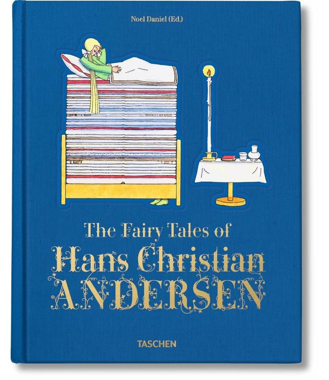 FAIRY TALES OF HANS CHRISTIAN ANDERSSON