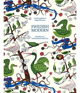 SWEDISH MODERN: A MAGICAL COLORING BOOK