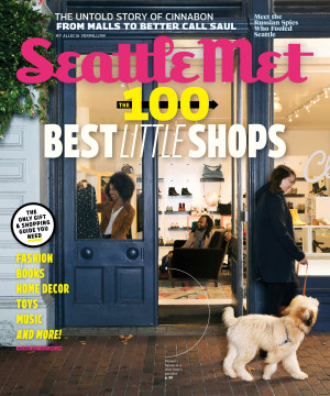 SeattleMet 100 best small shops in Seattle