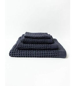 LATTICE BATH TOWELS