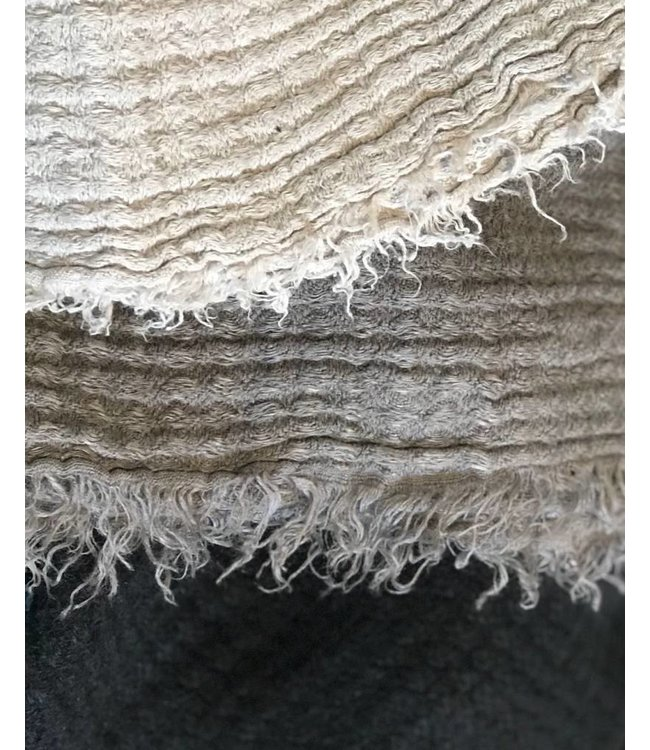 SIMPLE LINEN THROWS