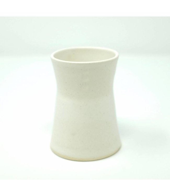 ERIC BONNIN TINY LILAS VASE : WHITE