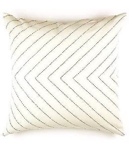 BONE ARROW THROW PILLOW