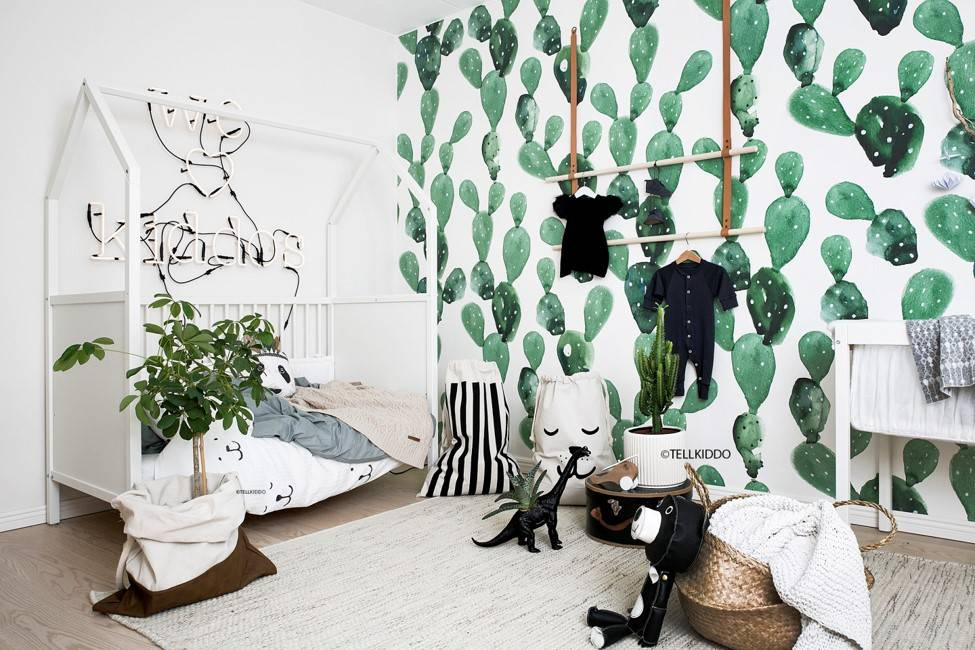 blog deco inspiration cactus le m chant loup. Black Bedroom Furniture Sets. Home Design Ideas