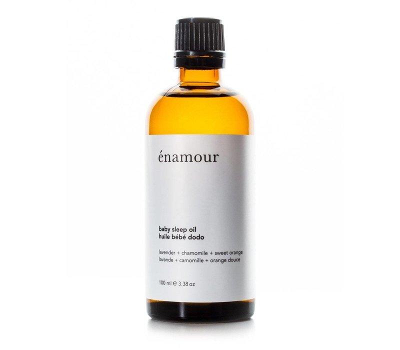 Baby sleep oil