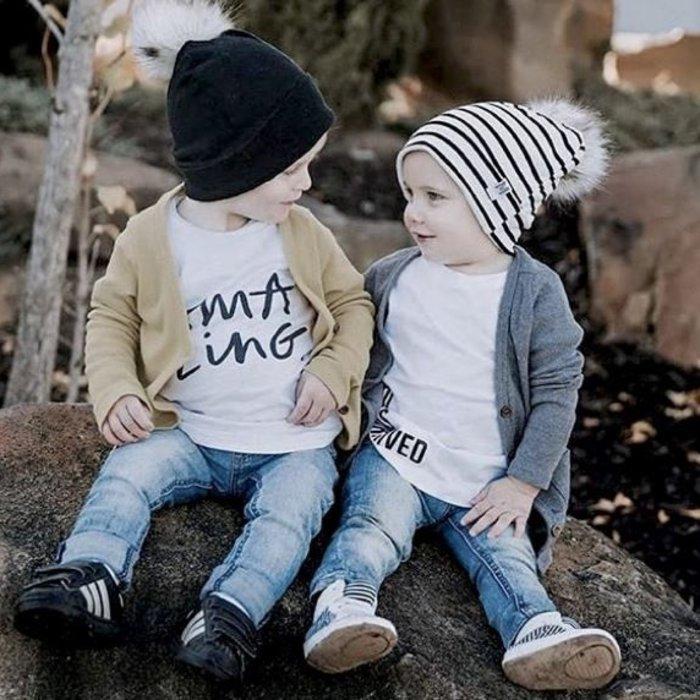 Tuques, chapeaux et foulards