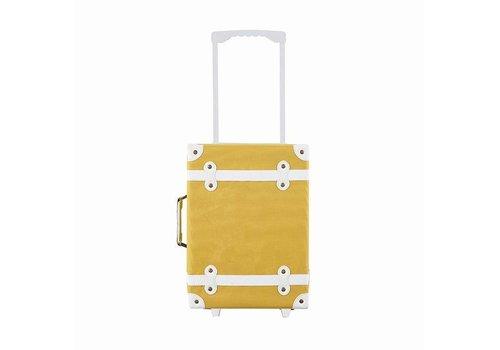 OLLI ELLA See-Ya suitcase - Mustard