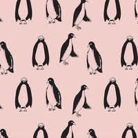 Penguins fitted sheet