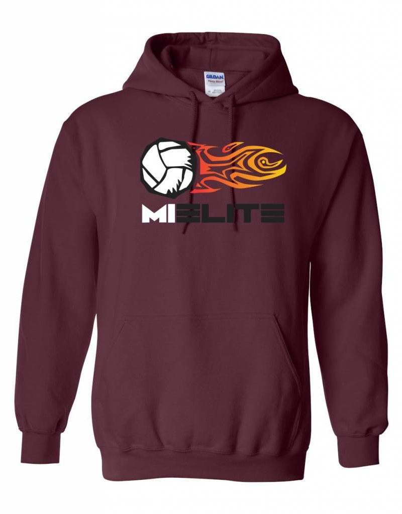 MIELITE HOODIE Volleyball