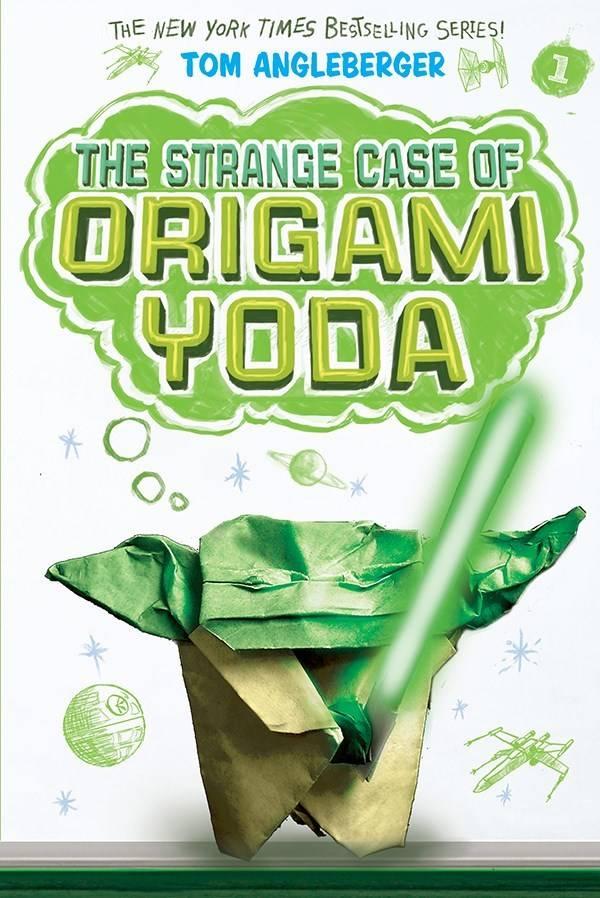 Amulet Books Origami Yoda 01 The Strange Case of Origami Yoda
