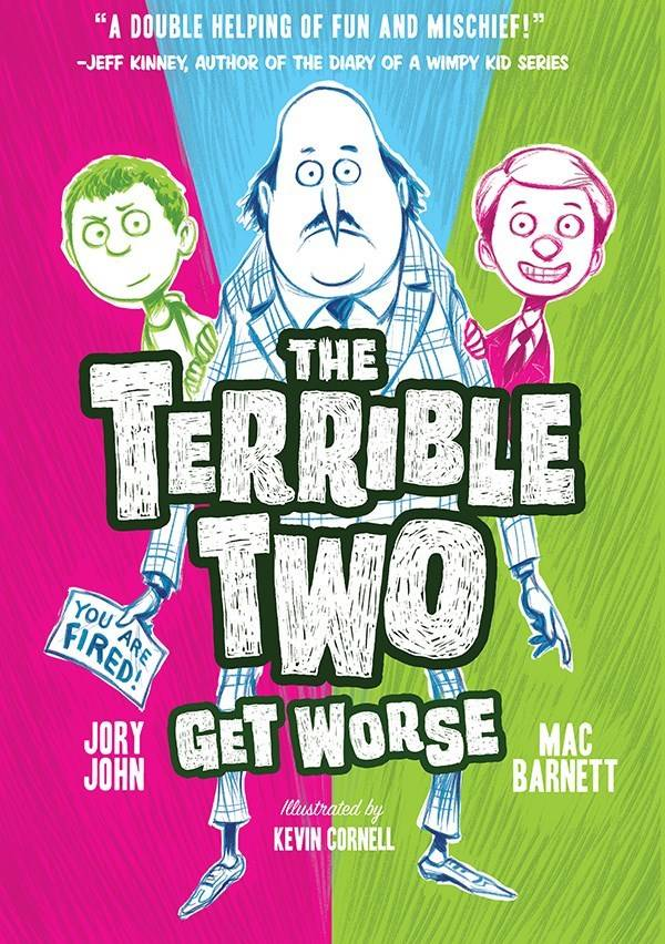Amulet Books The Terrible Two 02 Get Worse